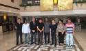 A viagem teve como objetivo o estreitamento de laços sobre as questões sindicais entre sindicalistas do dois países. <br/>