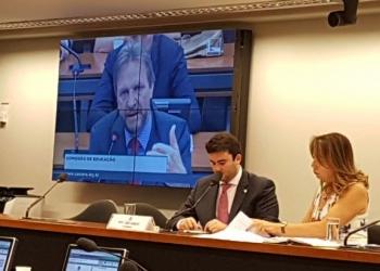Câmara debaterá piso nacional de professor da rede particular